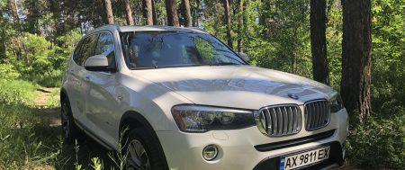 BMW X3 F25 2015