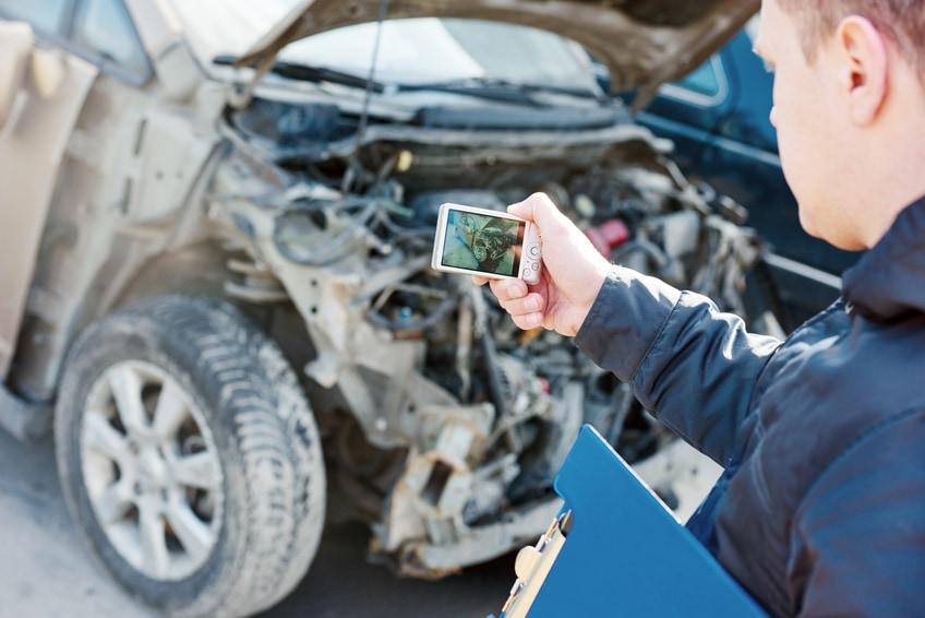 Insurance agent cars